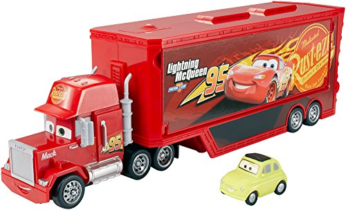 Disney Pixar Cars 3 Travel Time Mack Playset (Toys Car)