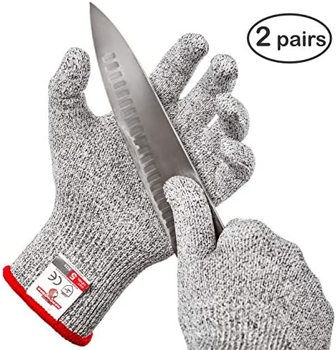 HereToGear Cut Resistant Gloves Fishing