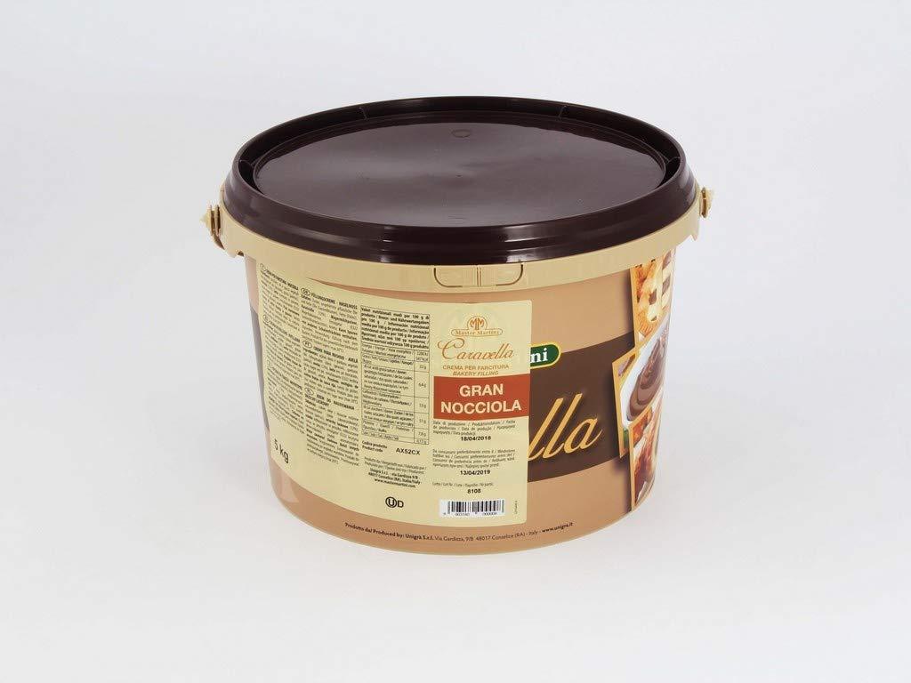 Crema Kinder 5 kg - Crema de relleno Profesional de sabor Kinder (NO CONTIENE GRASAS HIDROGENADAS): Amazon.es: Alimentación y bebidas