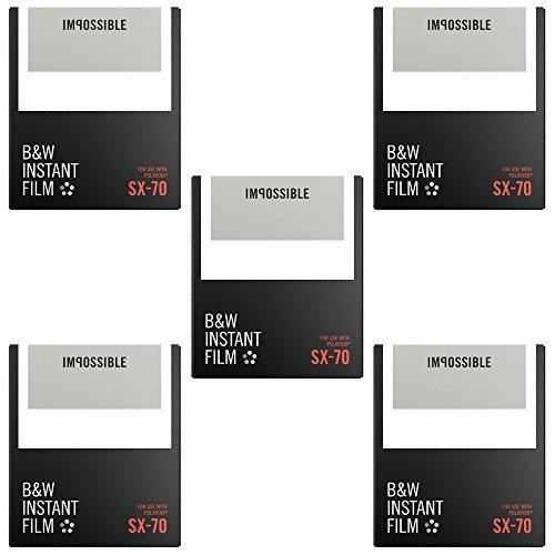 sx 70 polaroid film bundle - 2