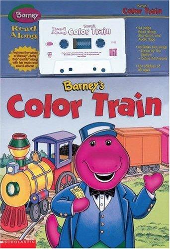 Barney's Color Train pdf