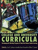 img - for College and University Curriculum: Developing and Cultivating Programs of Study that Enhance Student Learning (2nd Edition) by Association for the Study of Higher Education (2002-03-05) book / textbook / text book