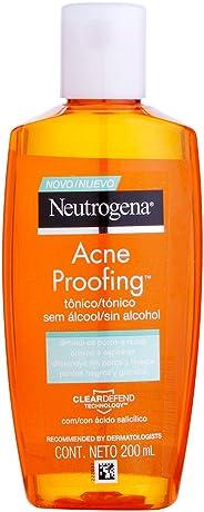 Tônico sem álcool Acne Proof, Neutrogena, 200ml