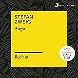 Stefan Zweig: Angst (Reclam Hörbuch)