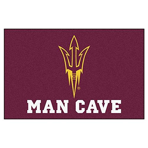 Rug Arizona Tailgater State (Arizona State University Man Cave Area Rug (Tailgater))