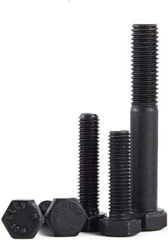 M12 * 20-150 12mm viti esagonali 5 pezzi.-M12 * 140 bulloni a vite in acciaio legato 10.9 mezza filettatura