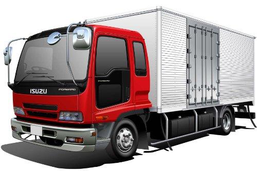 青島文化教材社 1/32 ミドルフレイトシリーズ No.04 いすゞ フォワード 冷凍車 342最終型の商品画像