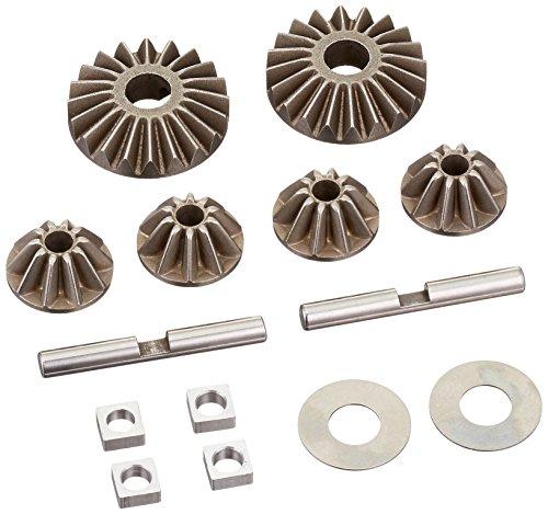 Losi Diff Gear Set w/Hardware: 10-T, LOSB3569