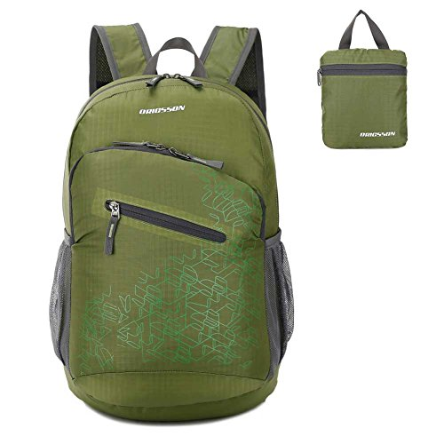 ORICSSON Mini Carry On Water Resistant Light Backpack