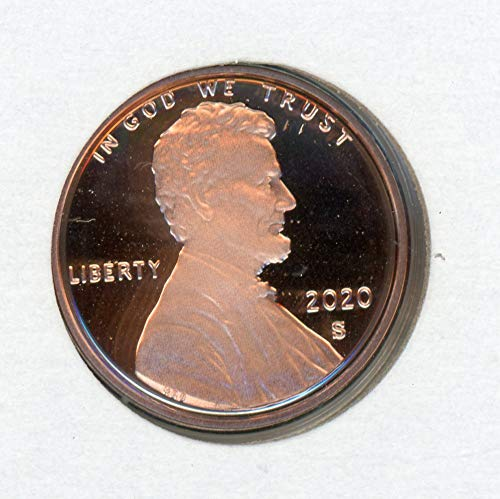 1993-S Lincoln Proof Cent Cameo Beauty!!