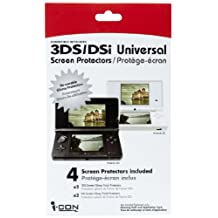 Screen Protector for 3DS/DSi - Nintendo DS Standard Edition