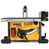 DEWALT DCS7485B FLEXVOLT 60V MAX Table Saw, 8-1/4″ (Tool Only)