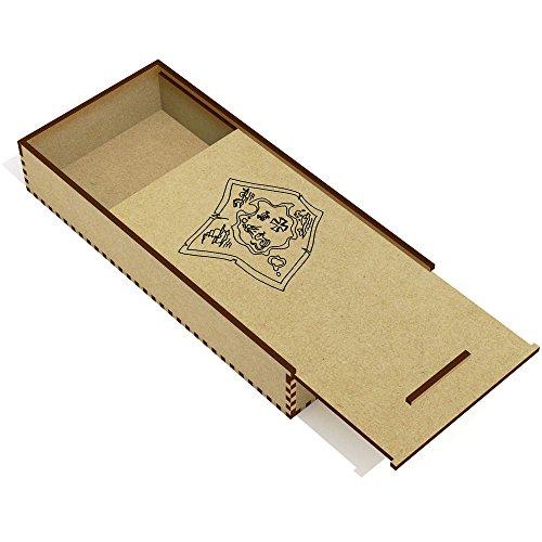 Carte au Trésor' étui à crayons / porte-crayons (PC00015719)