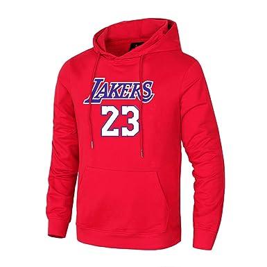 ROO Lakers James Basketball Sportswear 23 Sudadera De Baloncesto ...