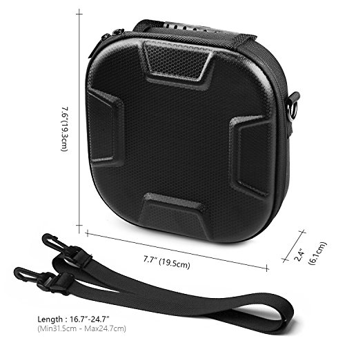 Delicate DG Direct Carrying Case For Tello Quadcopter Dronei 1 4 OEWaterproof Portable Bag Hard EVA Trval