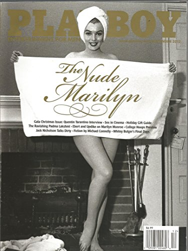 Playboy Magazine (The Nude Marilyn,December 2012)