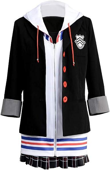 Persona 5 Cosplay Shin Megami Tensei Joker Ren Amamiya Costume Outfit