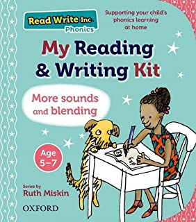 write inc my reading and writing kit early sounds and write inc my reading and writing kit more sounds and blending