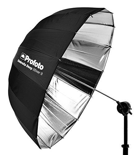Profoto Deep Small Umbrella (33'', Silver) by Profoto (Image #2)