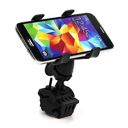 Rymemo Universal 360 degrees rotating Motorcycle Bicycle Bike cellphone GPS MTB Support Handlebar...