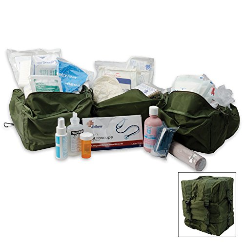 M17 Medic Bag-Olive Drab by CUSTOM