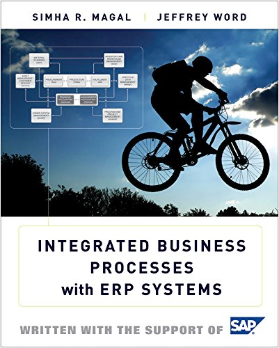 Integrated Business Processes with ERP Systems 1e + WileyPLUS Registration Card