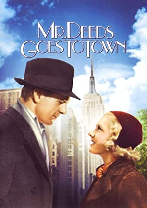 Amazon watch mr deeds goes to town prime video mr deeds goes to town m4hsunfo