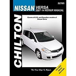 nissan versa chilton haynes publishing 9781620921159 amazon com rh amazon com 2007 Volkswagen Passat 2012 Nissan Tiida Sedan