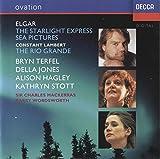 Elgar: Starlight Express / Sea Pictures; Lambert: The Rio Grande