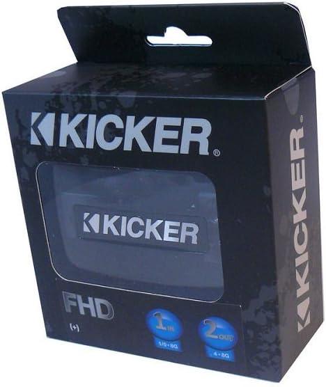 Kicker FHS AFS Fuse Holder with 1//0-8 Gauge Input//Output
