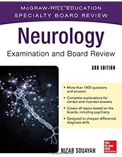 Neurology Board Review: Questions and Answers: 9780199895625