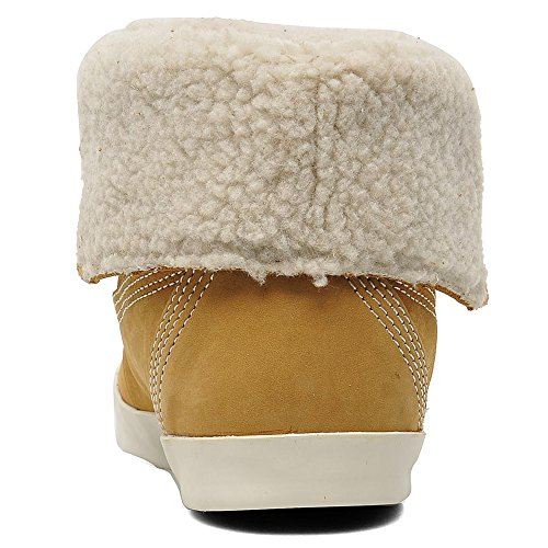 Timberland Glastenbury Fleece C8643A Wheat 4½ UK