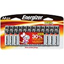 Energizer MAX AA Batteries, Designed to Prevent Damaging Leaks (24-Count)