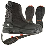 Korkers HatchBack Wading Boot w/ both Felt & Kling-On Soles