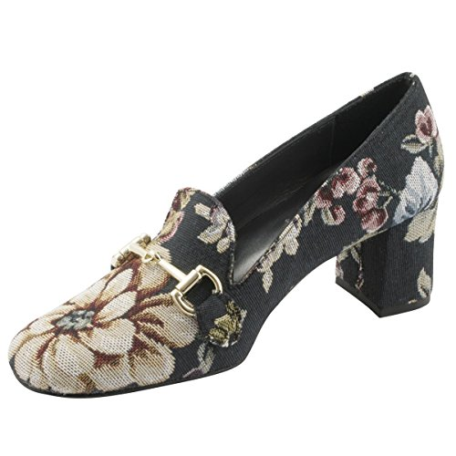 Exclusif Paris Chaussures à Talons Olympe Multicolore iTg81
