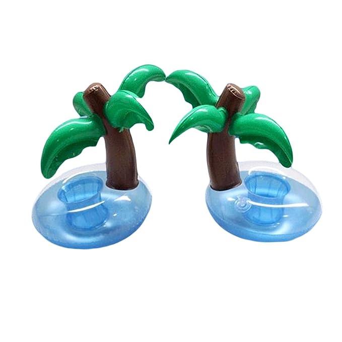 Amazon.com: jamor Árboles de coco Taza Asiento inflable ...