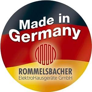 rommelsbacher ths 2022 e gastro herdplatte der luxusklasse. Black Bedroom Furniture Sets. Home Design Ideas