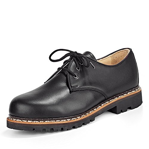 Meindl Mens Business Shoes Sassel Nero