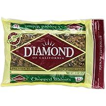 Diamond Chopped Walnuts, 14-Ounce