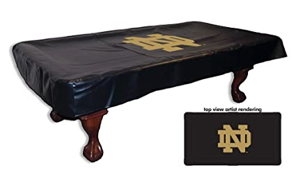 Beau Notre Dame Fighting Irish Pool Table Covers 7