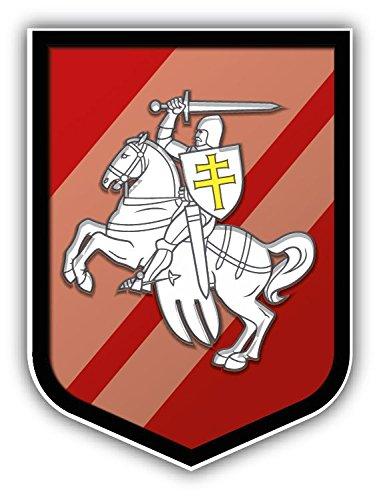 - Belarus Coat Of Arms Vinyl Decal Bumper Sticker 4'' X 5''