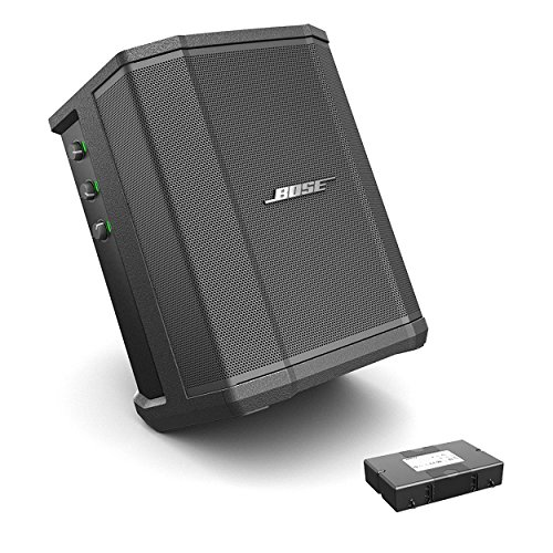 Sound Bose Equipment (Bose S1 Pro Multi-Position PA System with Lithium-ion Rechargeable Battery)