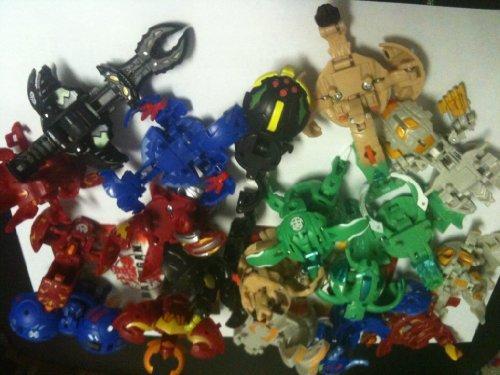 Bakugan (Season 2) Lot of 6 Bakugans (Random Selected) [Toy] (Battle Bakugan Toys Brawlers)