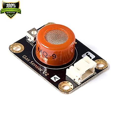 DFROBOT Gravity: Analog CO/Combustible Gas Sensor (MQ9) For Arduino Application scene