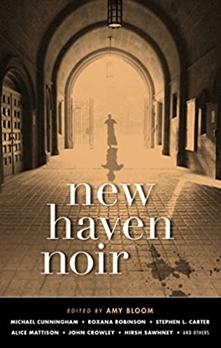 book cover of New Haven Noir