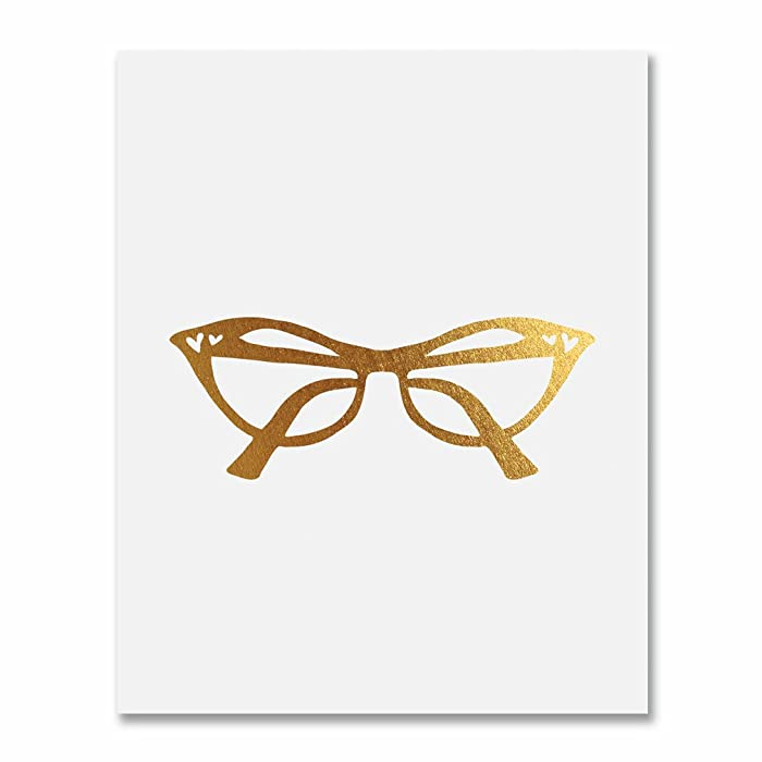 Top 10 Eyeglass Wall Art For Optomety Office