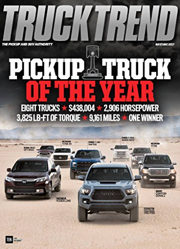 Truck Trend - Motor Trend Magazine Shopping Results