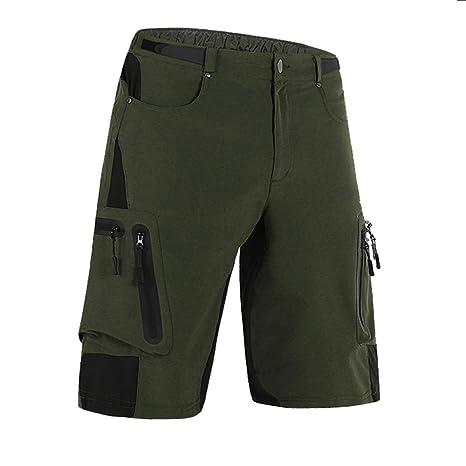 cycorld Outdoor Cilindro de pantalón corto para hombre 11014ddcba5c