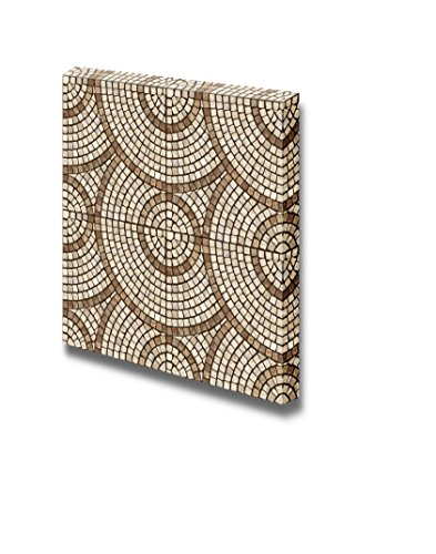 Brown Marble stone Mosaic Texture for Wall Decor ation
