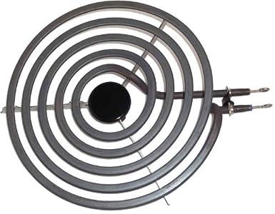 """Estate 8 """"gama que hierva estufa quemador de repuesto superficie calefacción elemento w10259865"""